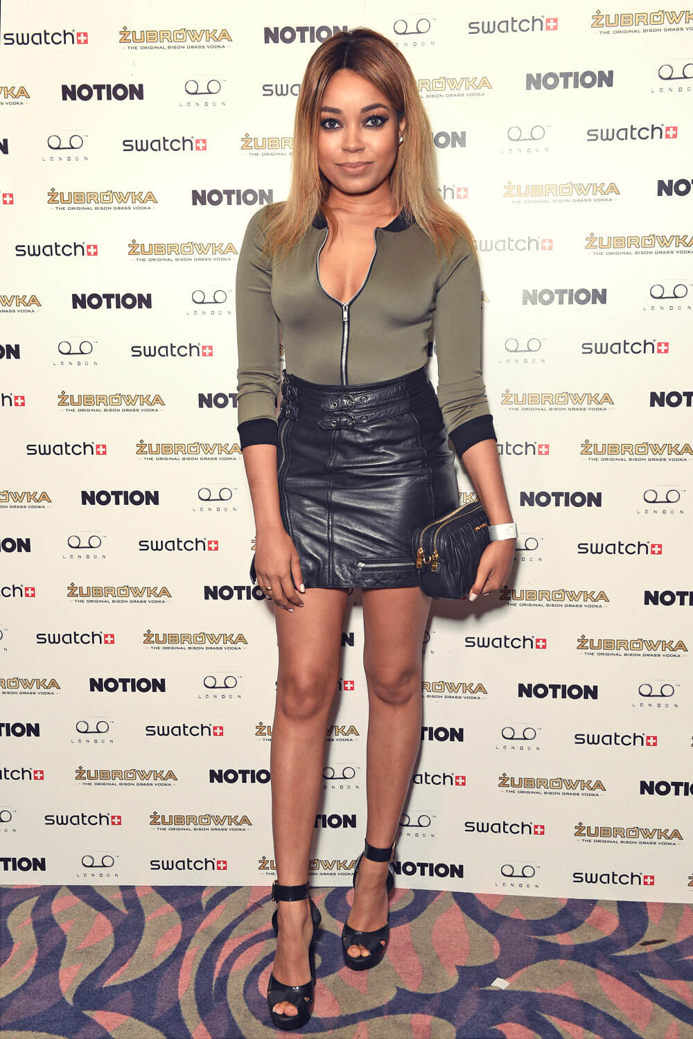 Dionne Bromfield attends Notion Magazine Issue 72 launch Party