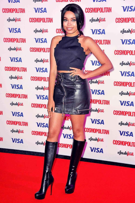 Dionne Bromfield attends Catwalk To Cosmopolitan Fashfest