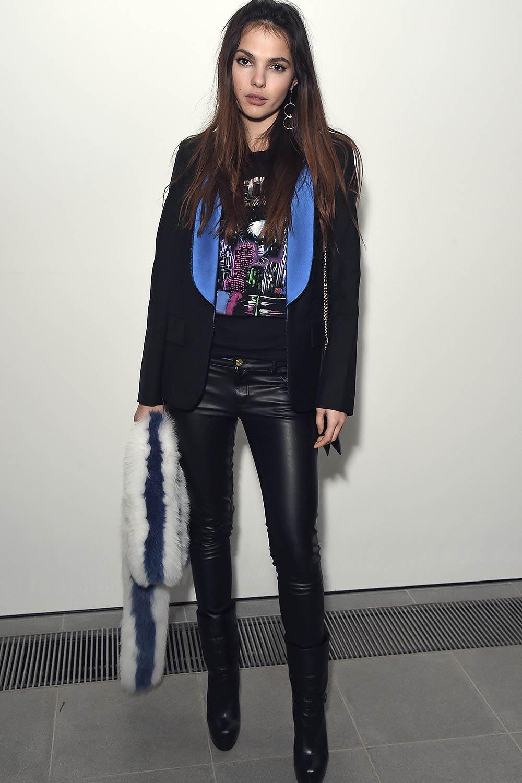 Doina Ciobanu attends the British Fashion Council Fashion Film x River Island film screening