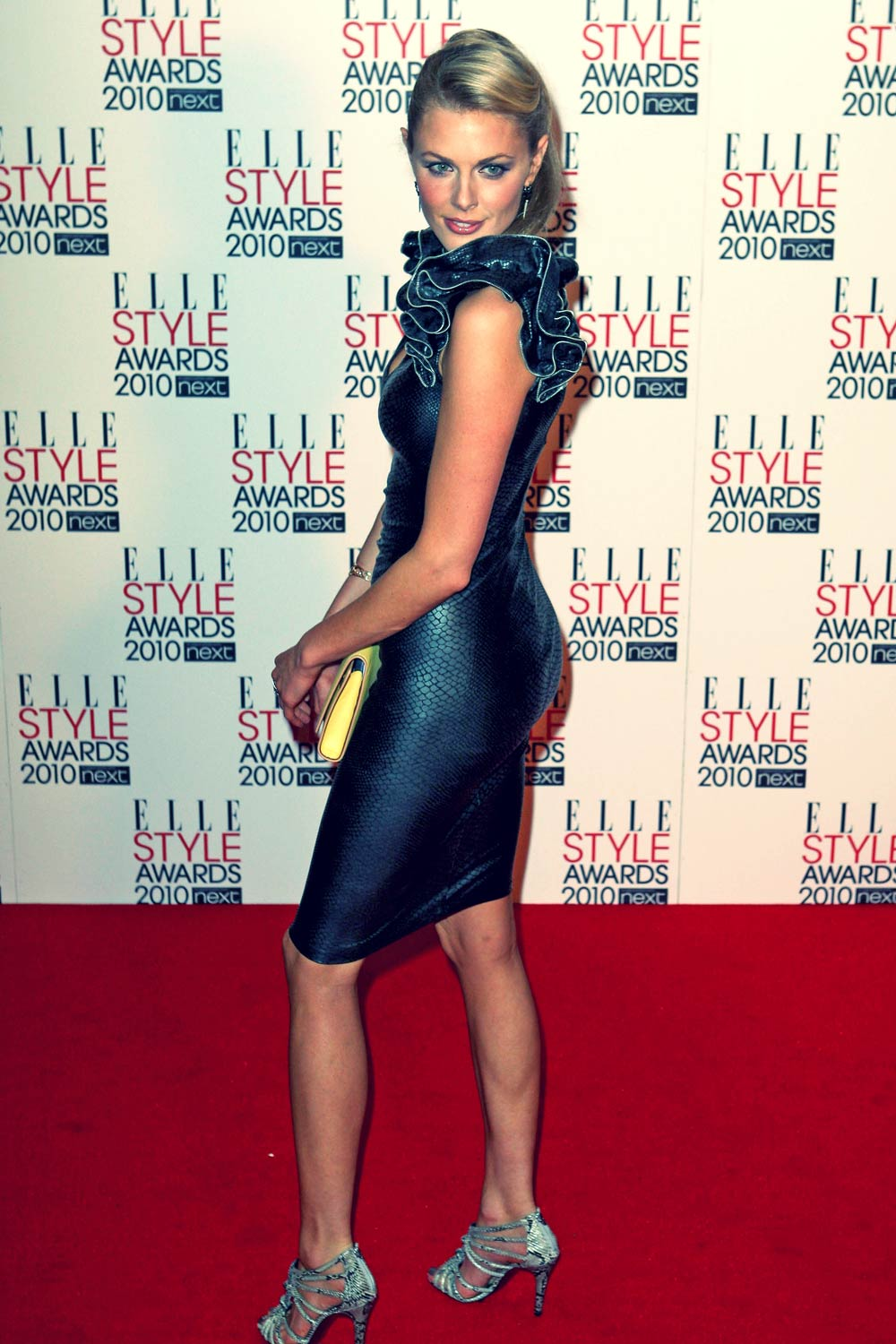 Donna Air attends ELLE Style Awards 2010