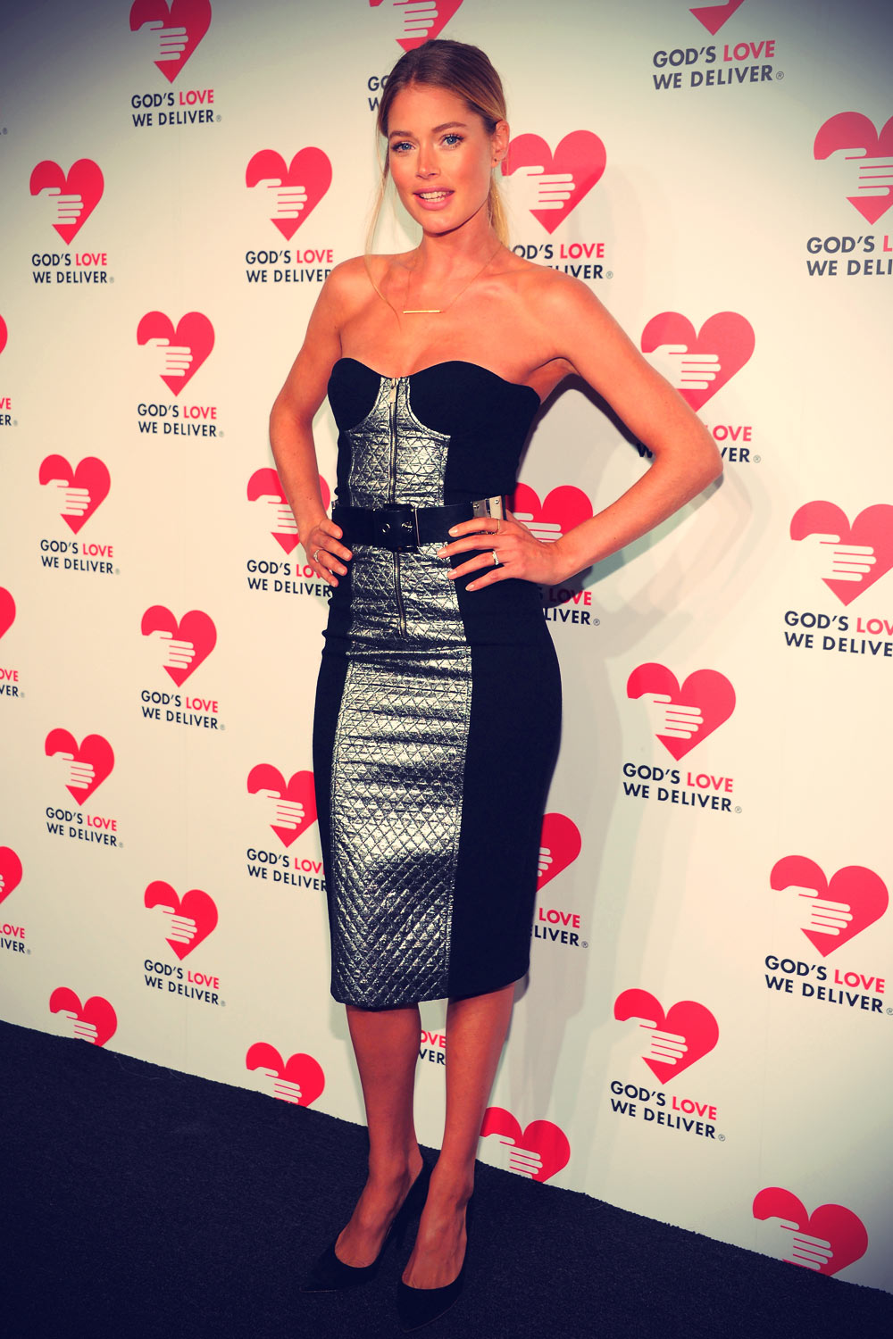Doutzen Kroes 2013 Golden Heart Awards Celebration