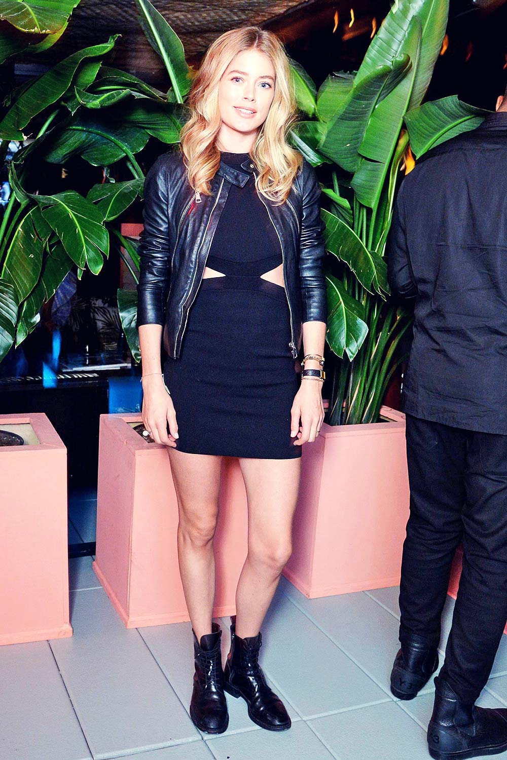 Doutzen Kroes attends INTERVIEW celebrates the #ME Issue