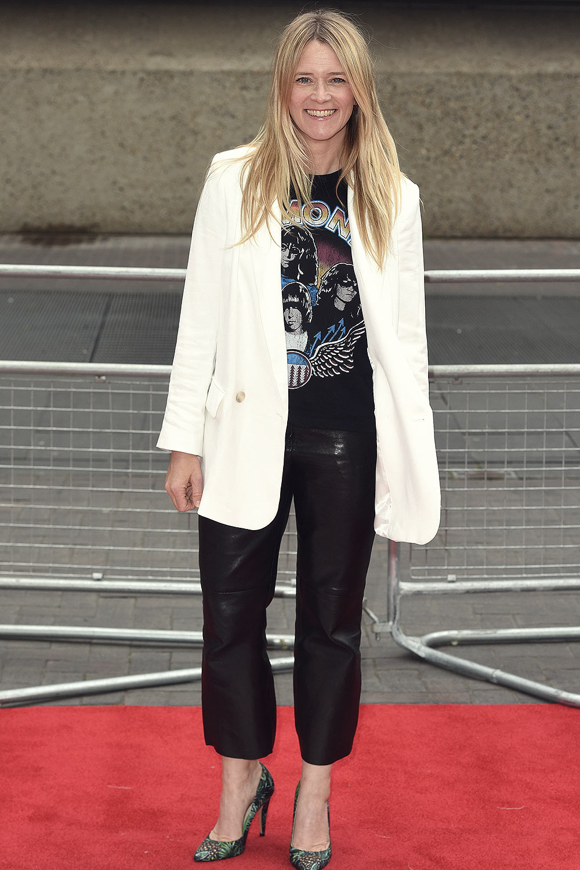 Edith Bowman attends Jawbone UK Film Premiere