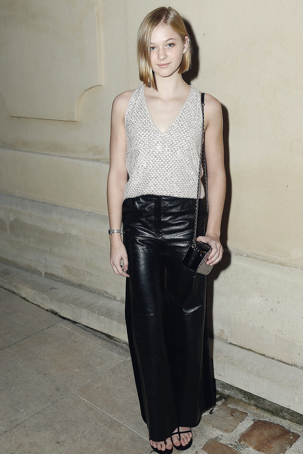 Ekaterina Samsonov at the Chanel 'Code Coco' launch party