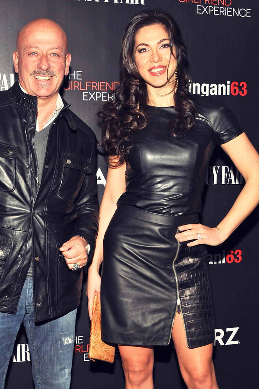 Eleonora Pieroni attends The Girlfriend Experience New York premiere