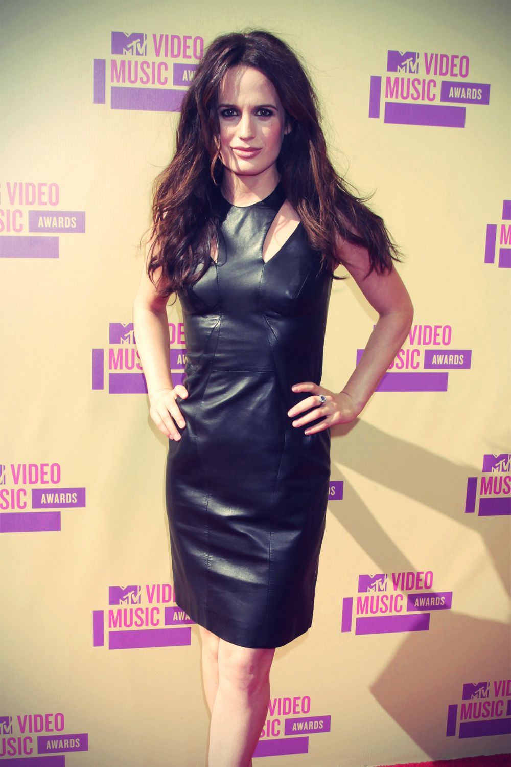 Elizabeth Reaser at MTV Video Music Awards at Staples Center
