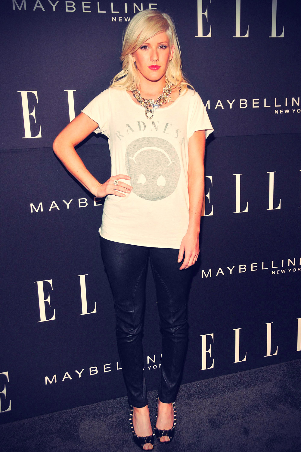 Ellie Goulding at 2nd Annual ELLE Fashion Next Presentation