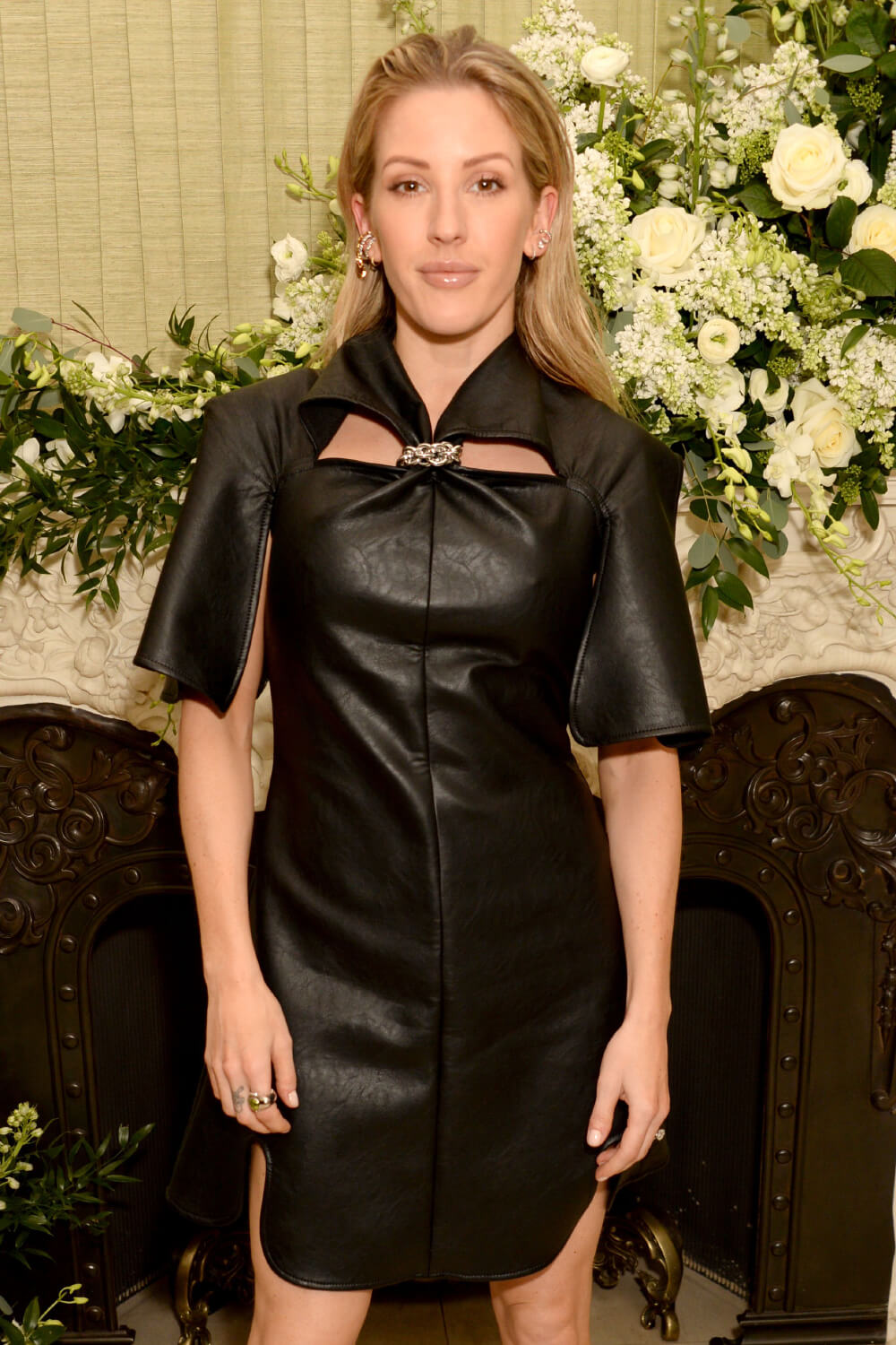 Ellie Goulding attends BAFTA Vogue x Tiffany Fashion and Film afterparty