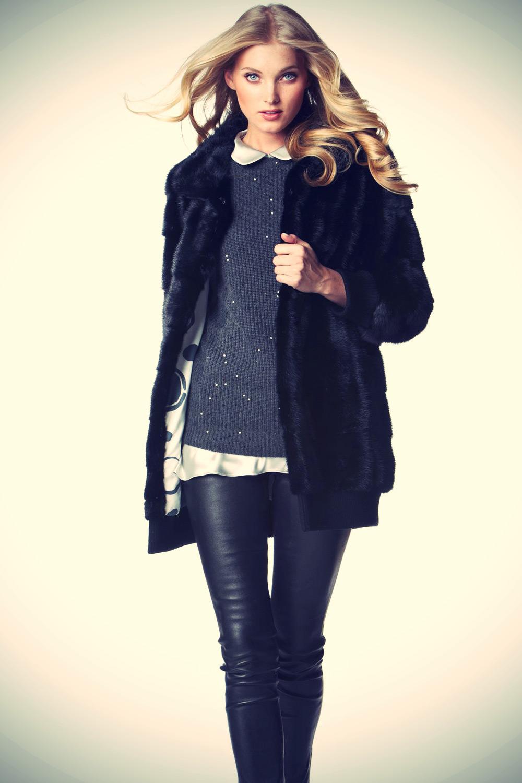 Elsa Hosk Gorsuch Fall 2012 Collection