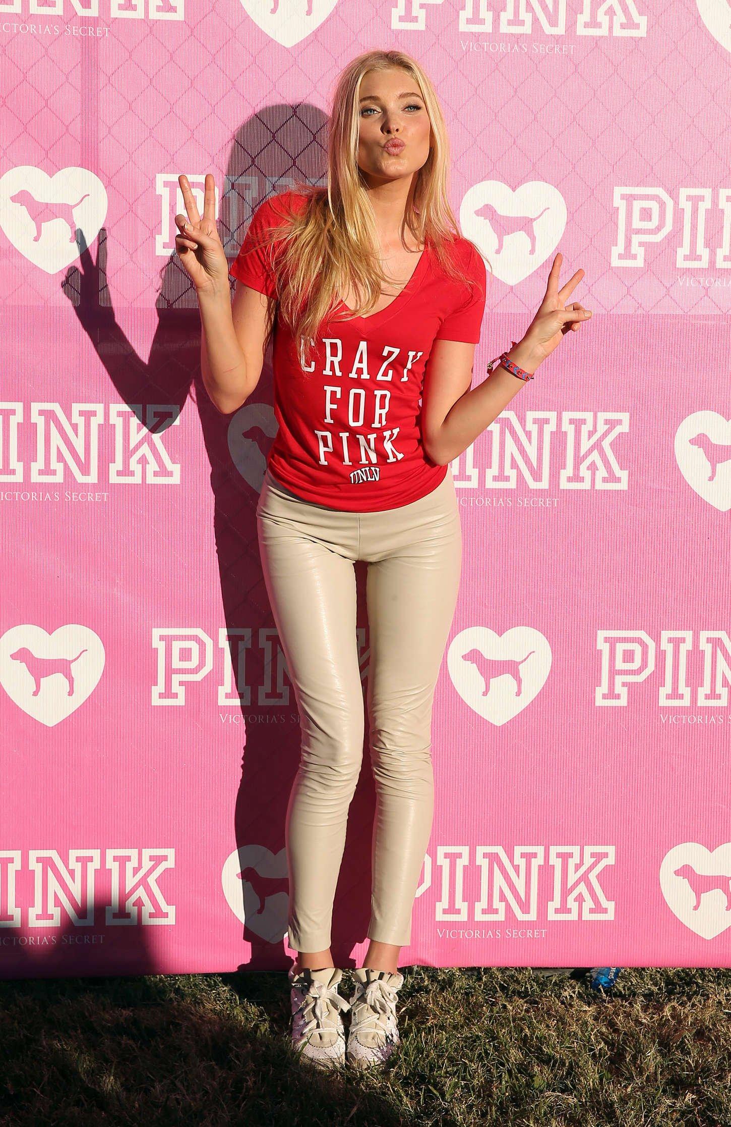 Elsa Hosk Victoria Secret PINK Nation Event
