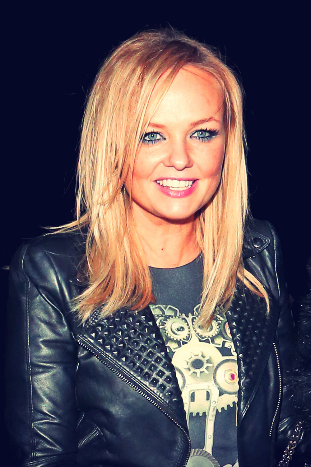 Emma Bunton attends Damage World gig