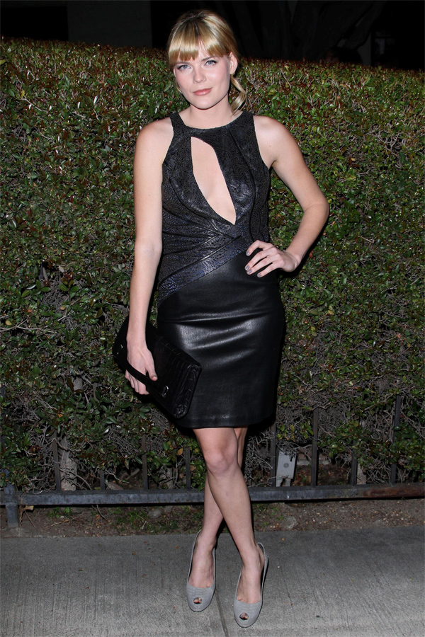 Emma Greenwell Shameless Season 2 Premiere Party Outside Arrivals