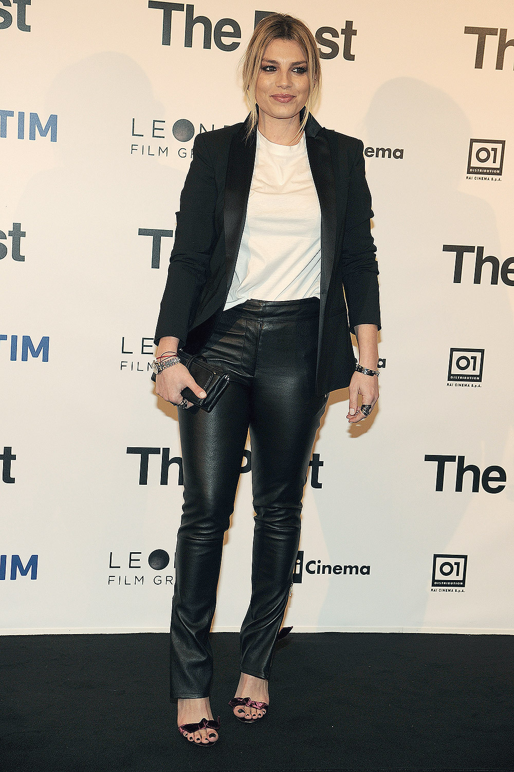 Emma Marrone attends The Post Red Carpet