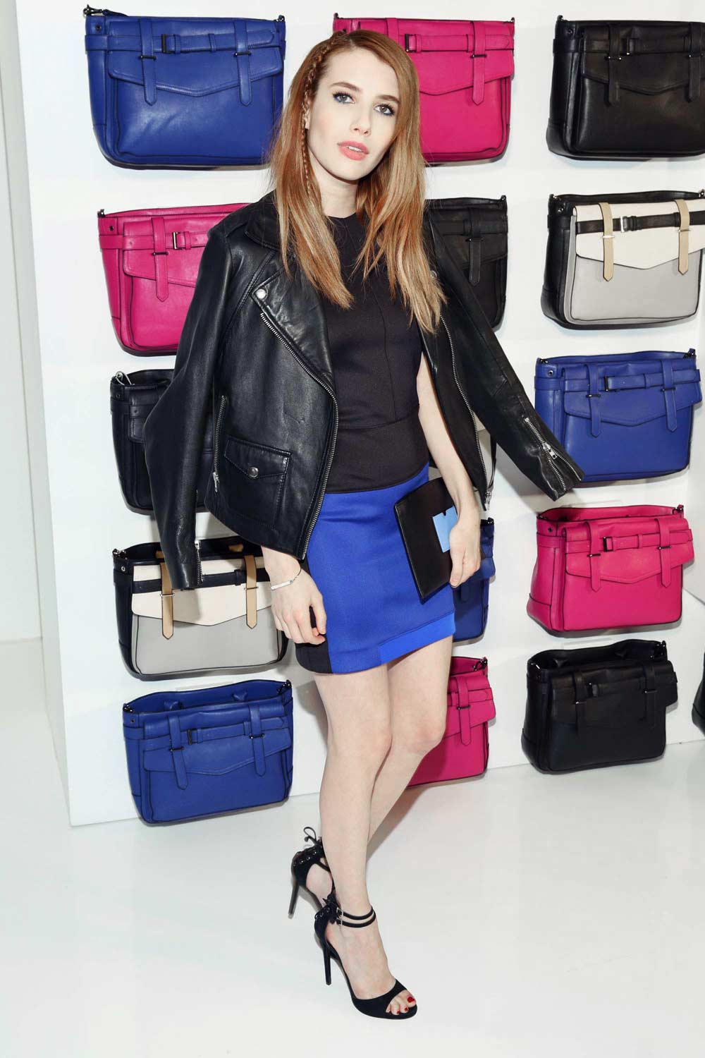Emma Roberts attends REED x Kohl's Collection Launch Dinner