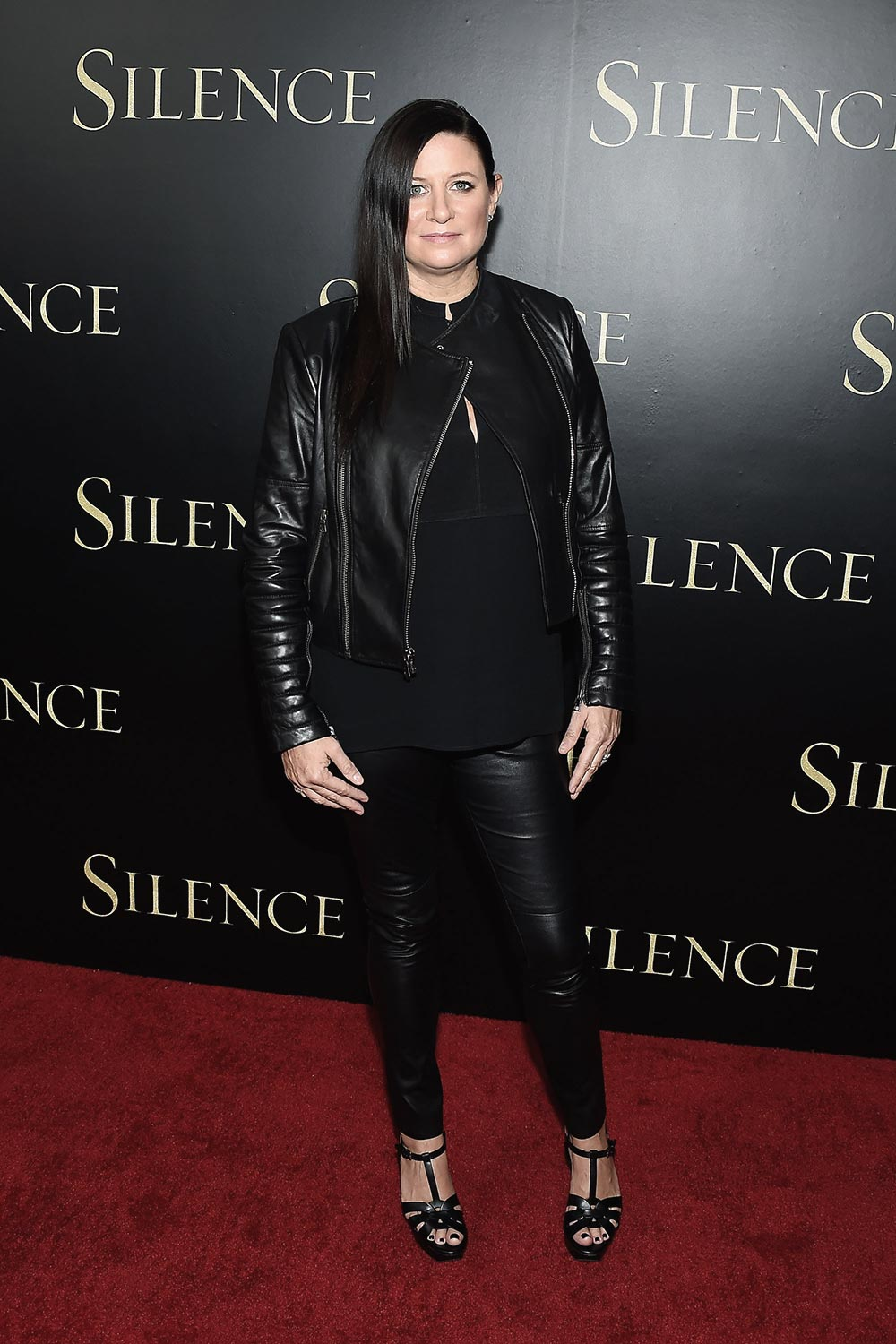 Emma Tillinger Koskoff attends the premiere of Silence