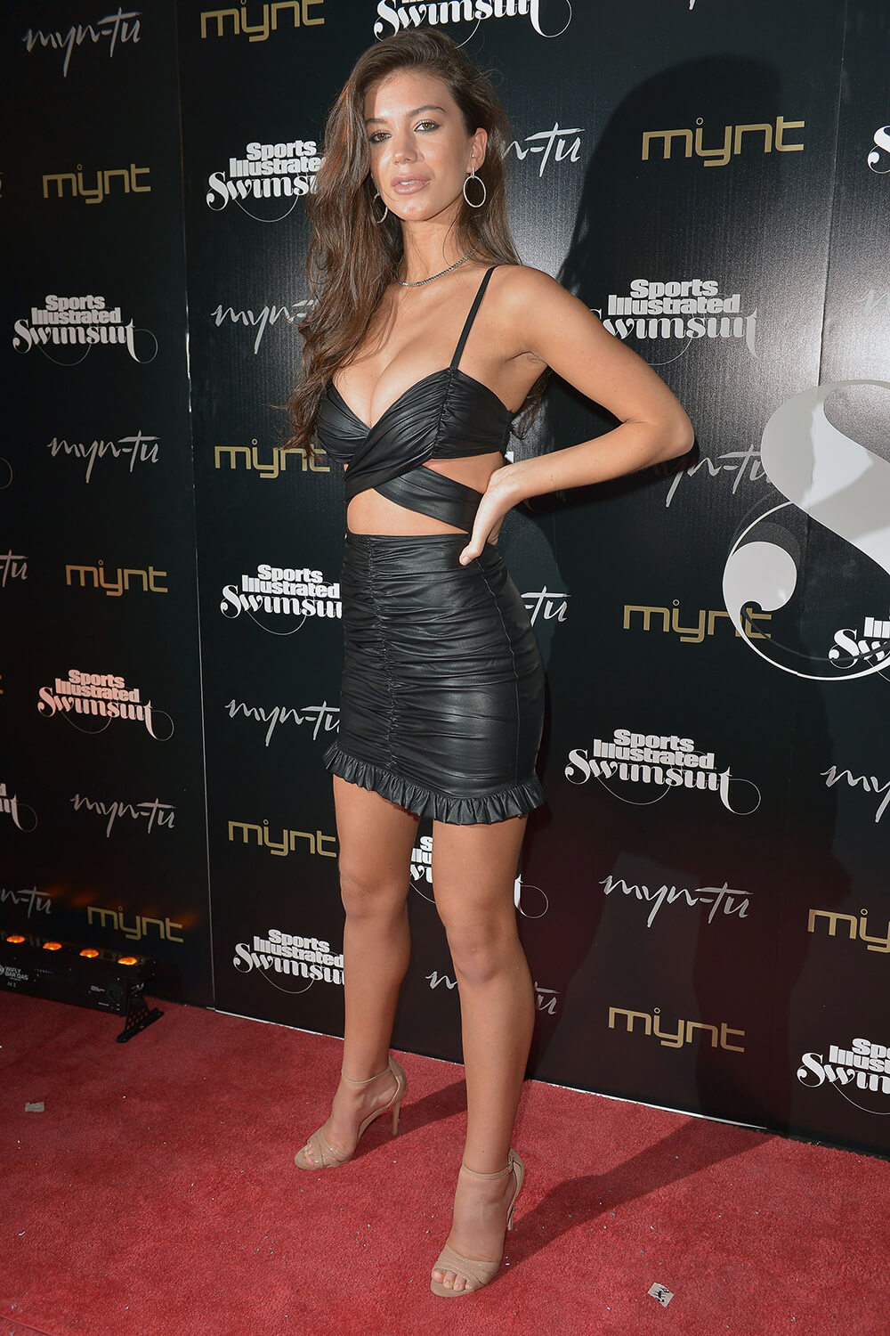 Erin Willerton attends Sports Illustrated Swimsuit issue launch celebration