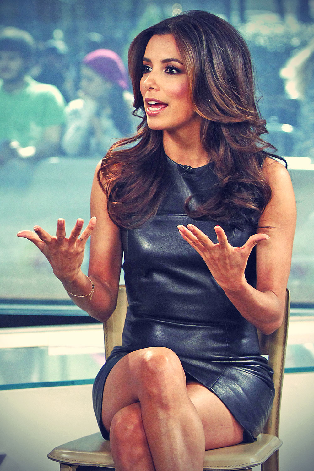 Eva Longoria on NBC News Today show