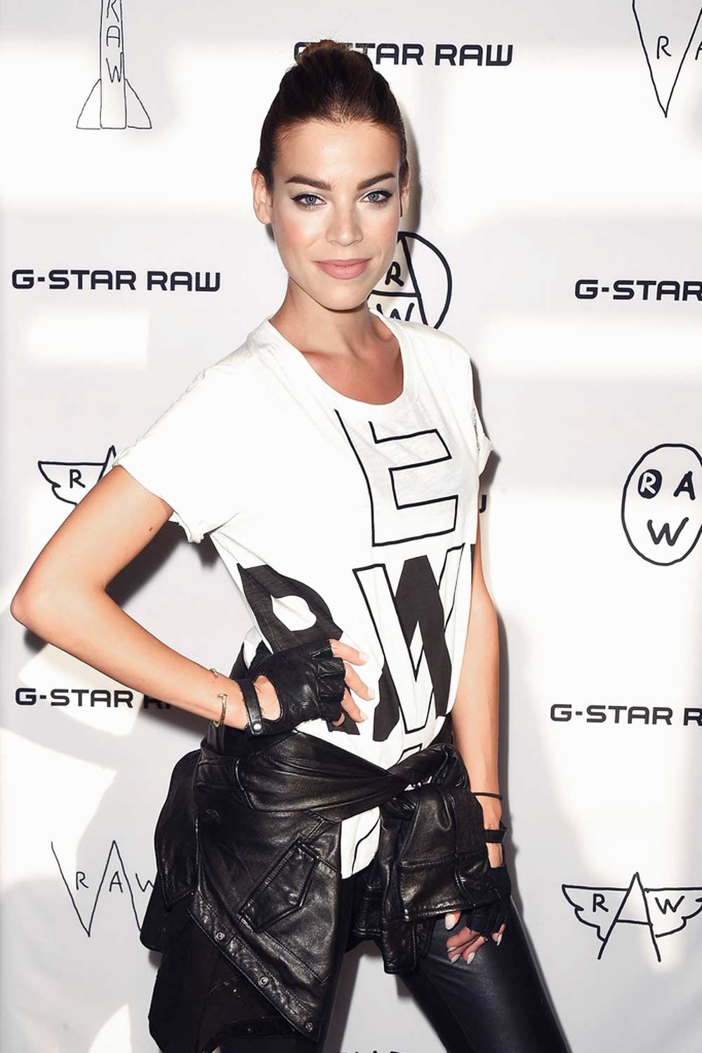 Eva Shaw attends G-Star RAW and Pharrell Williams store opening