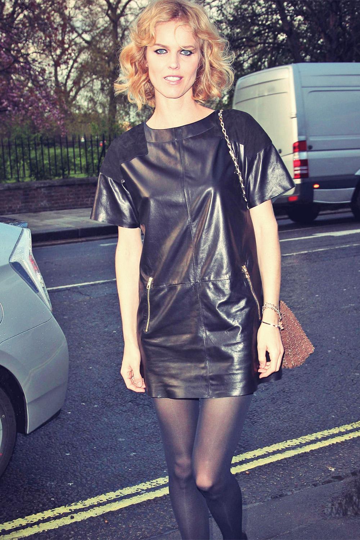 Eva Herzigova attends The Vogue Festival 2012 cocktail party