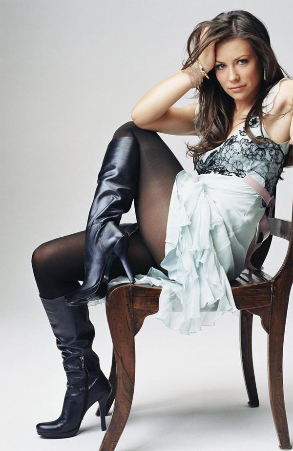 Evangeline Lilly – Kwaku Alston Photoshoot