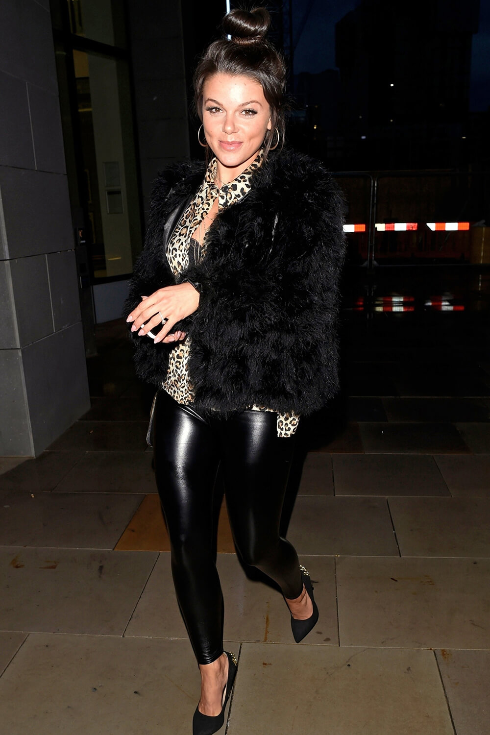 Faye Brookes at Foodwell Restaurant