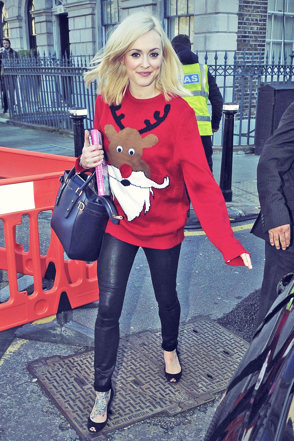 Fearne Cotton leaving BBC Radio 1 Christmas party