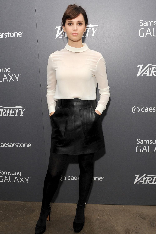 Felicity Jones Variety Studio: Actors On Actors