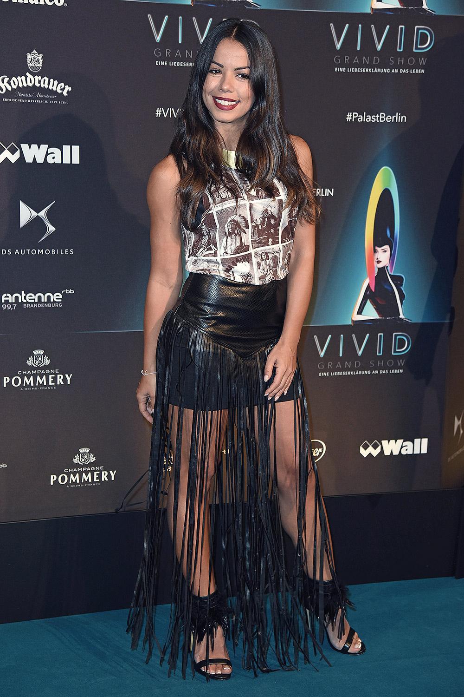 Fernanda Brandao attends VIVID Grand Show