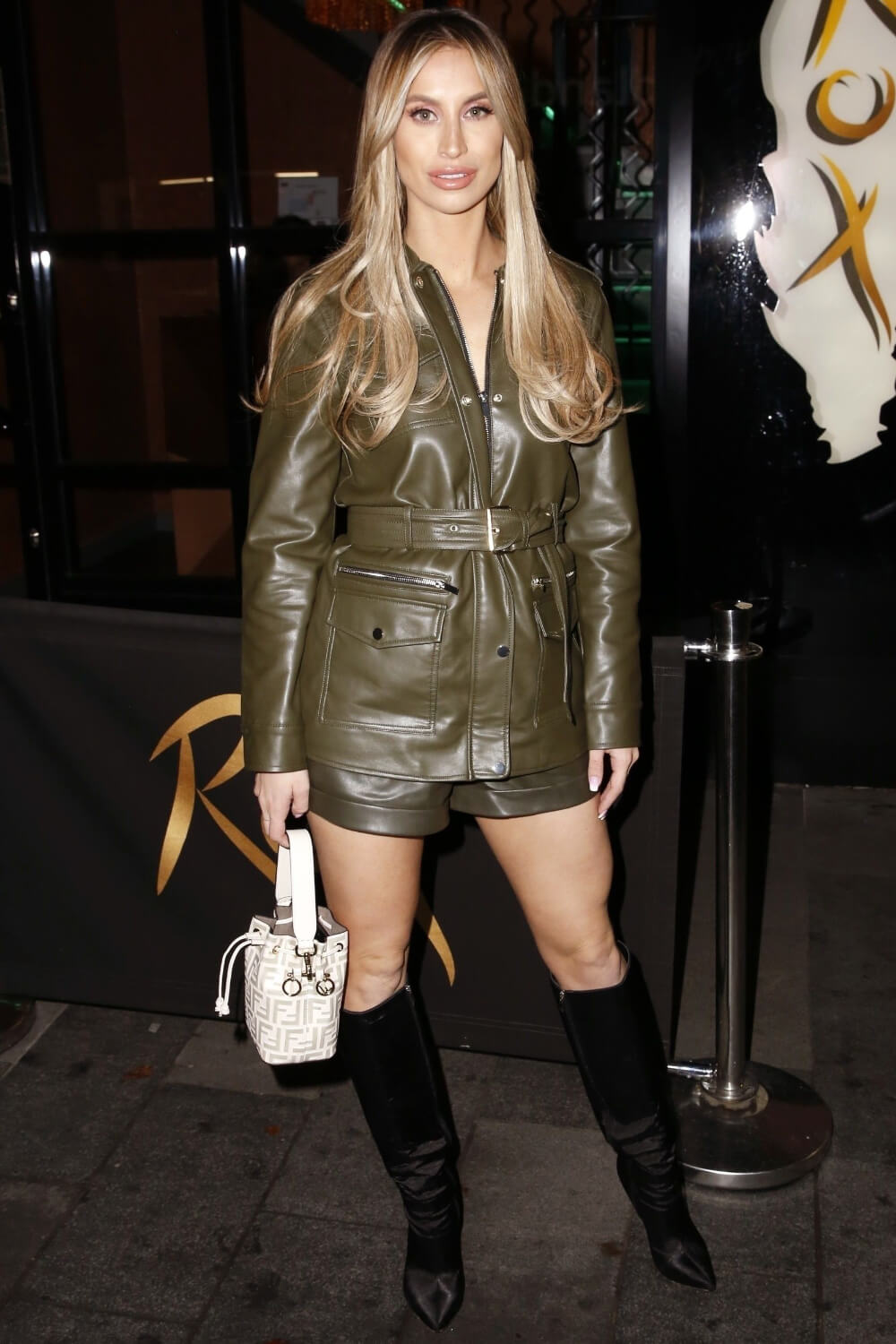 Ferne McCann attends the official launch