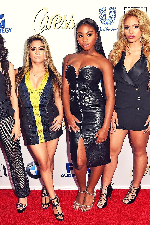Fifth Harmony at Latina Hot List Party