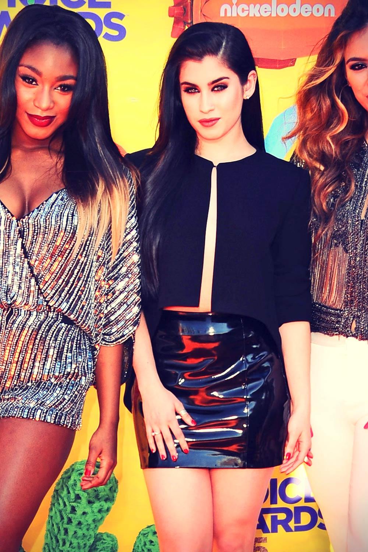 Fifth Harmony at The 28th Annual Kid's Choice Awards