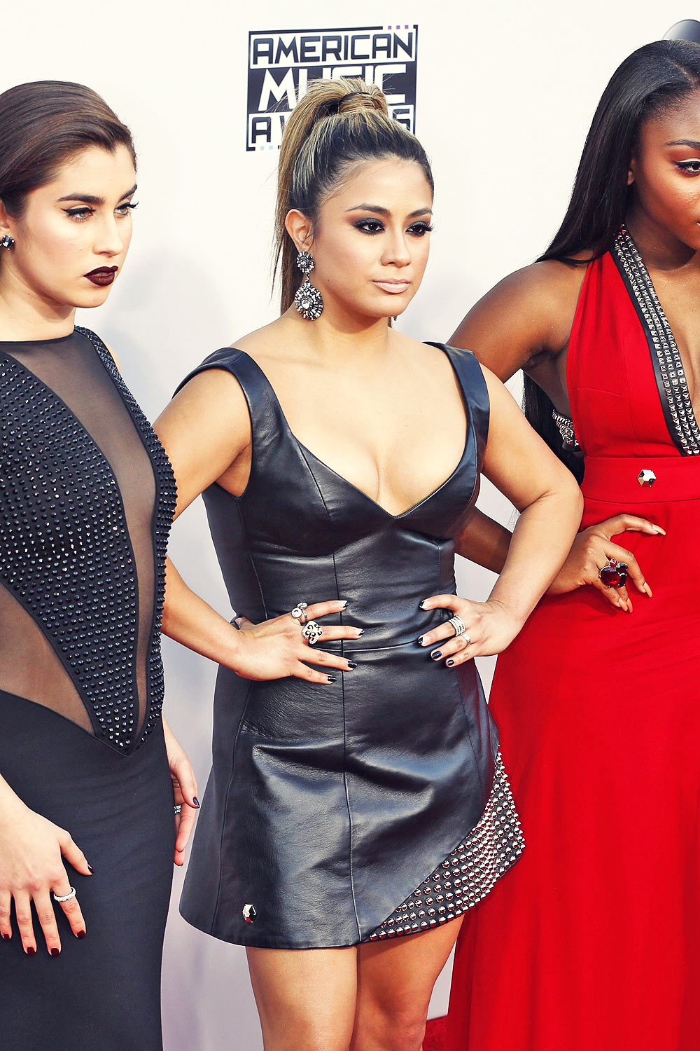 Ally Brooke attends American Music Awards