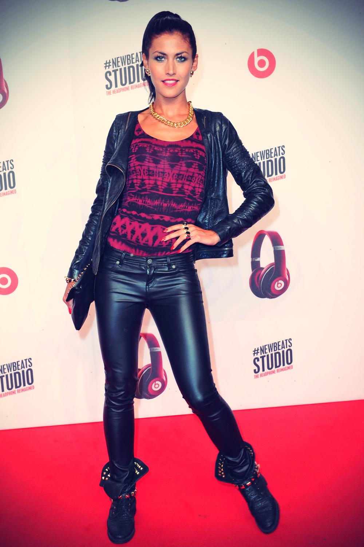 Fiona Erdmann attends Beats by Dr Dre IFA Party