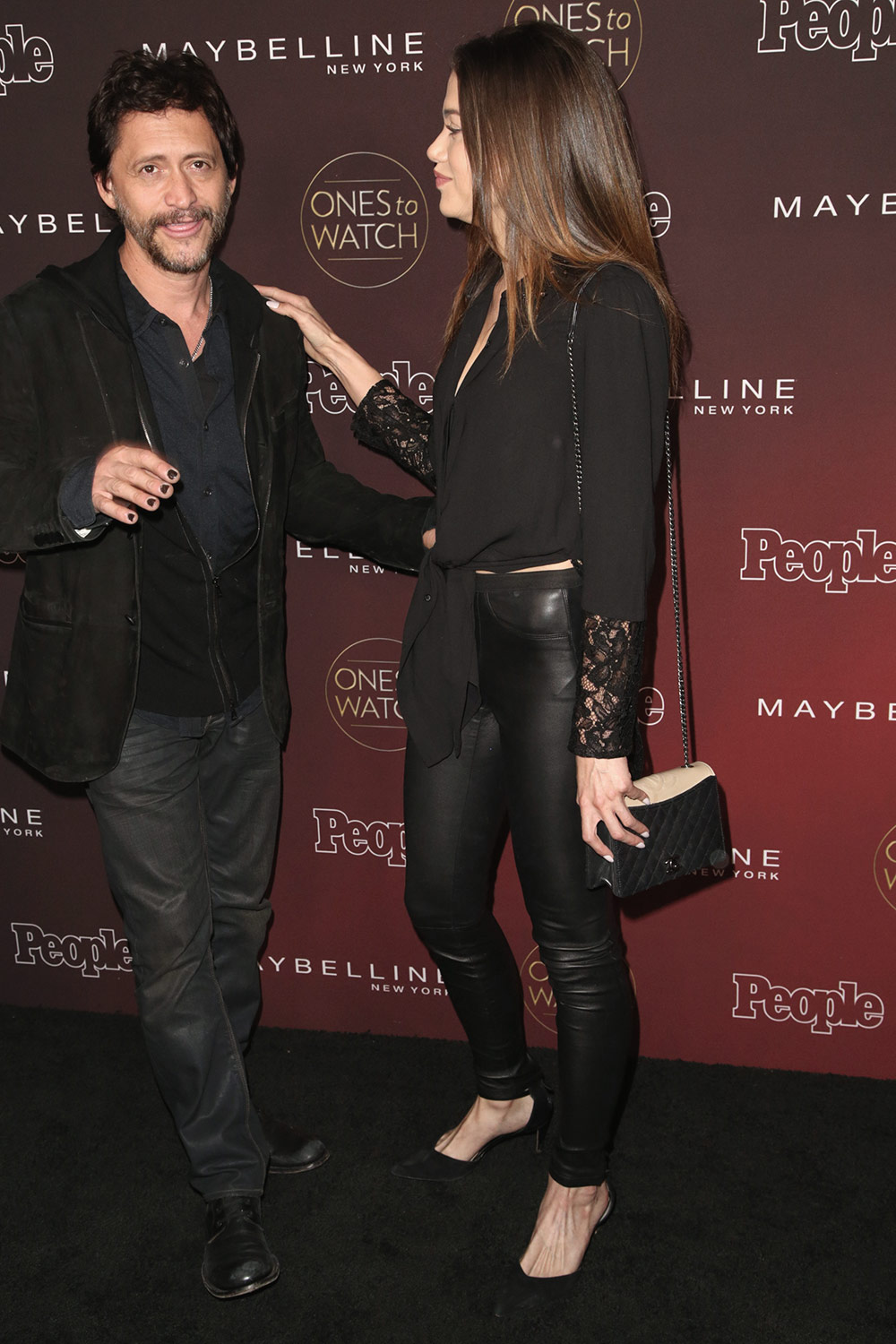 Francesca Fisher-Eastwood attends 5th Annual People Magazine 'Ones To Watch' Party