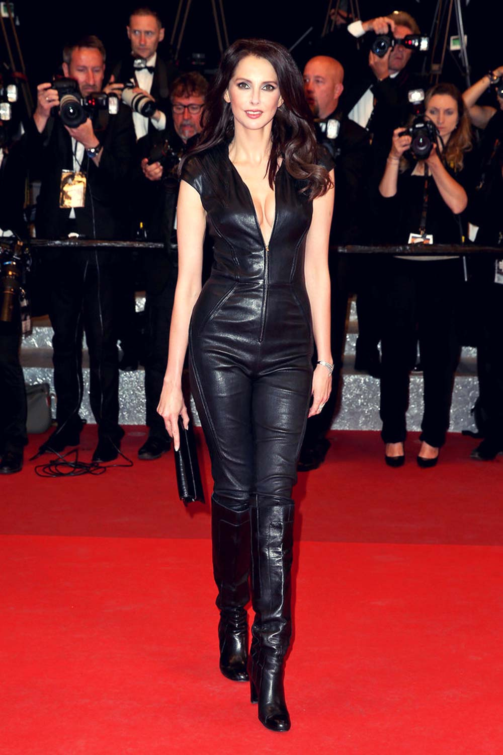 Frederique Bel attends It's Only The End Of The World screening