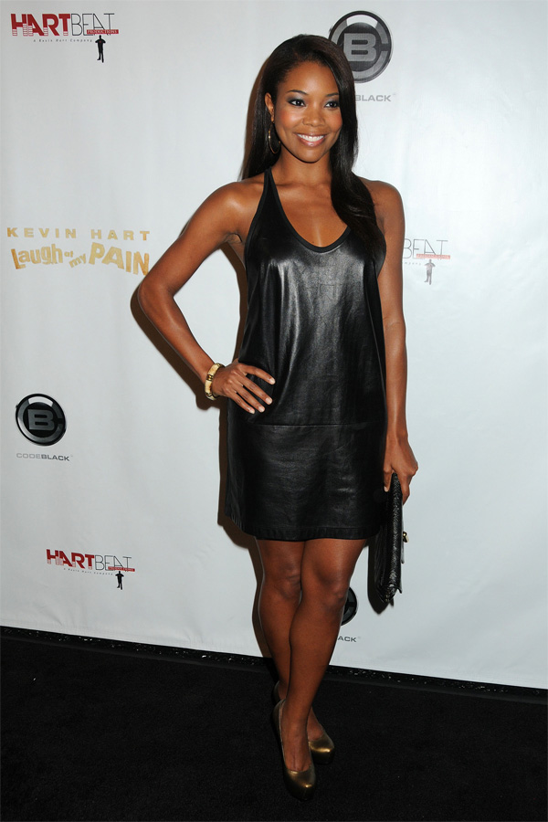 "Gabrielle Union at ""Laugh At My Pain"" premiere in Los Angeles"