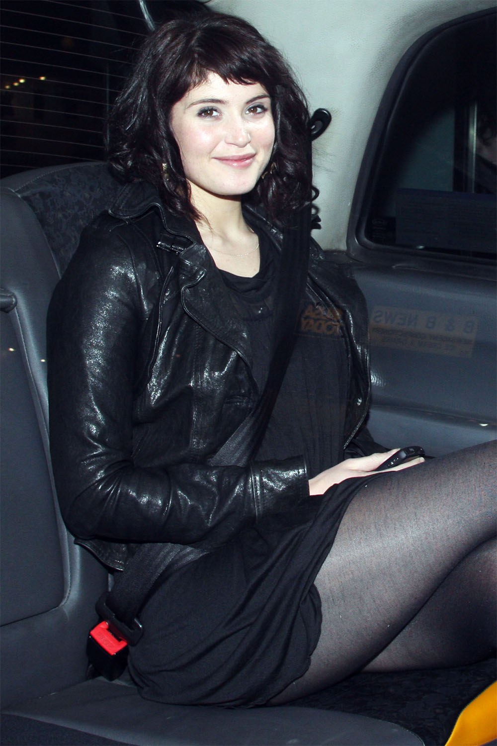 Gemma Arterton London candids