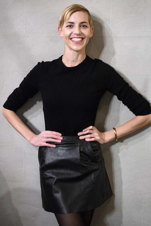 Genevieve Bahrenburg attends the Netflix Hosts a Screening of 'Barry'