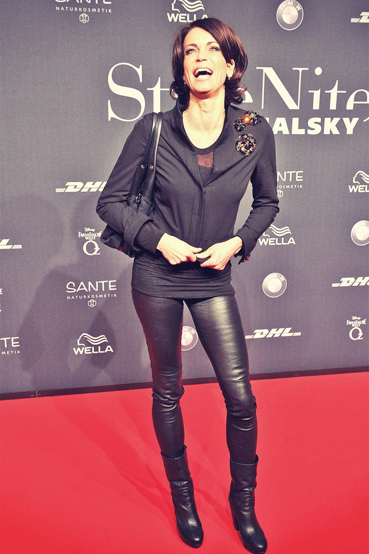 Gerit Kling attends Mercedes-Benz Fashion Week