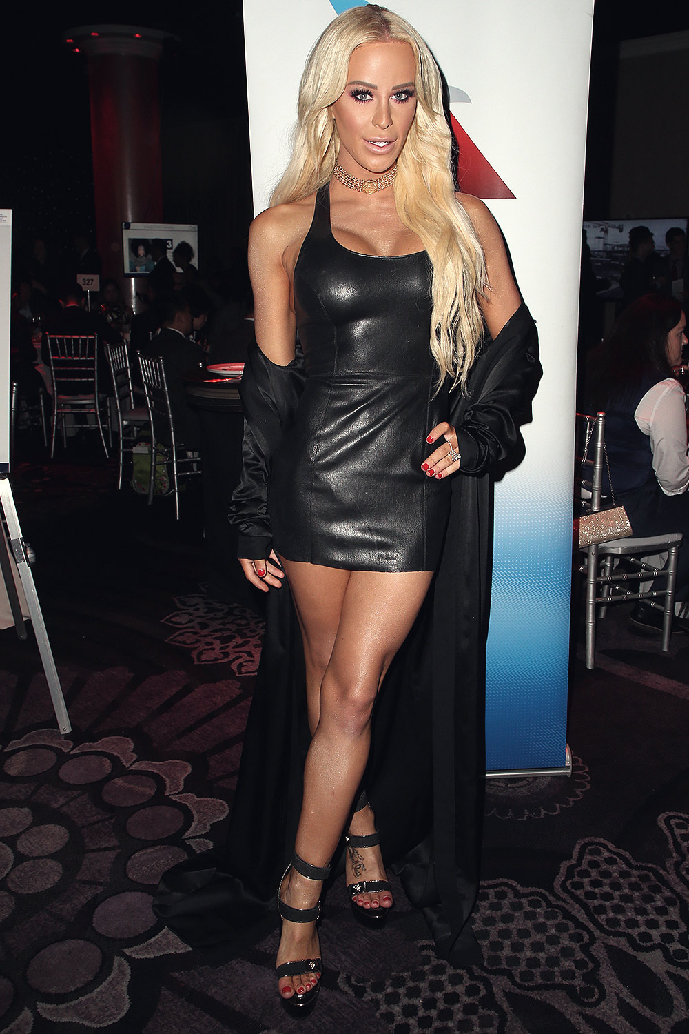 Gigi Gorgeous at LA LGBT Center's 49th Anniversary Gala Vanguard Awards