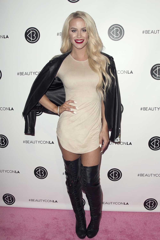 Gigi Gorgeous Attends The 4th Annual Beautycon Festival
