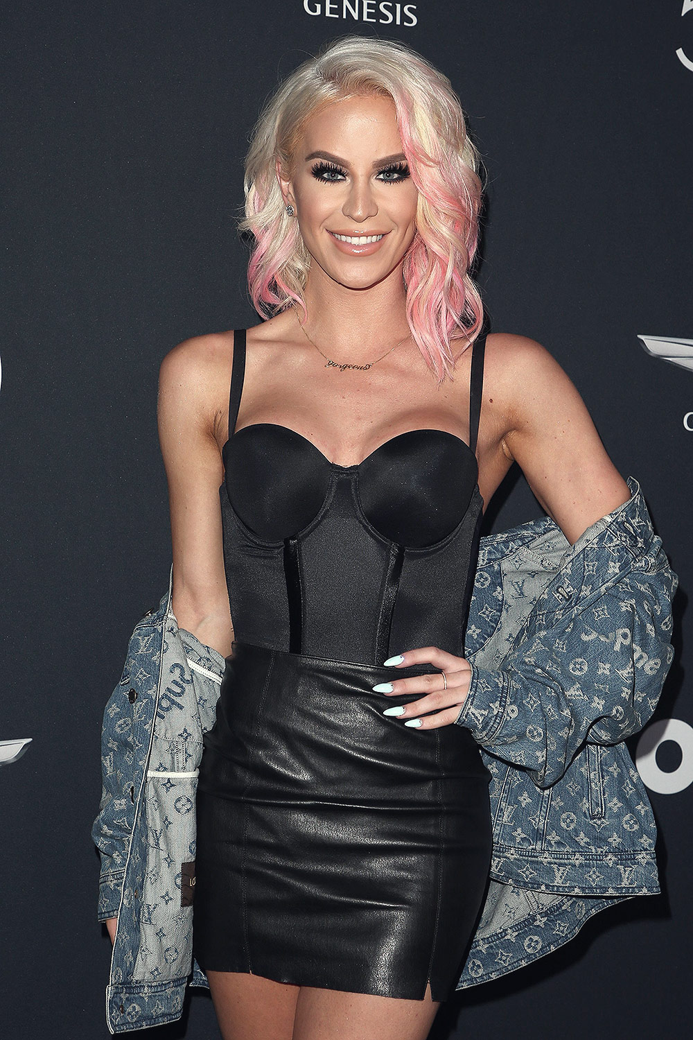Gigi Gorgeous attends Out Magazine's Power 50 Gala