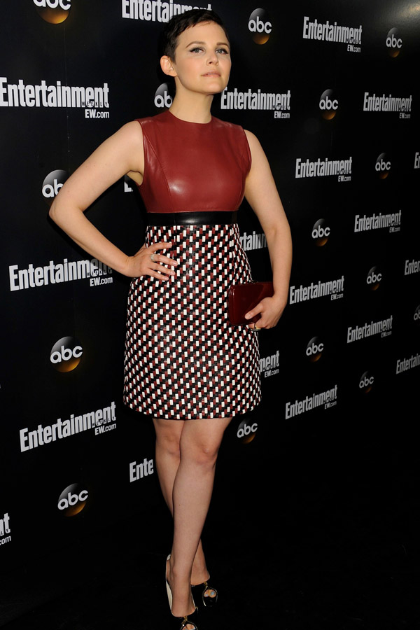 Ginnifer Goodwin at Entertainment Weekly