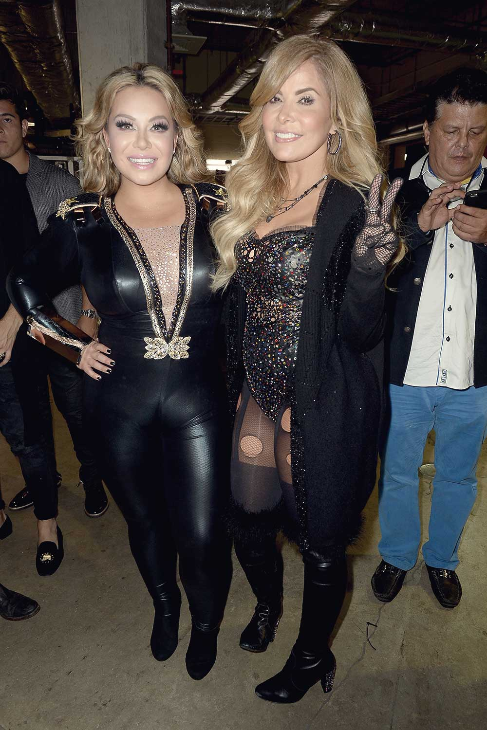 Gloria Trevi attends the Univision's 13th Edition Of Premios Juventud Youth Awards