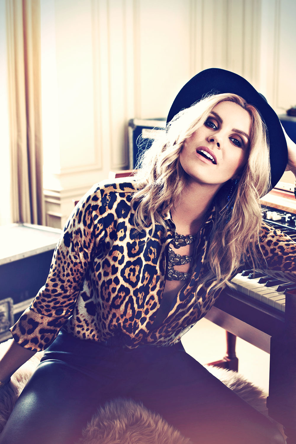 Grace Potter photoshoot by Williams & Hirakawa