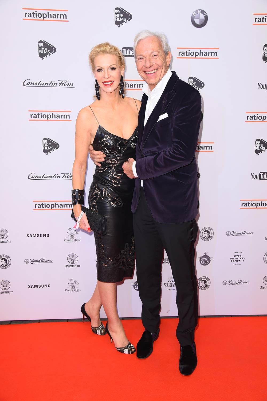 Grit Weiss attends 99Fire Films Award - 67th Berlinale International Film Festival