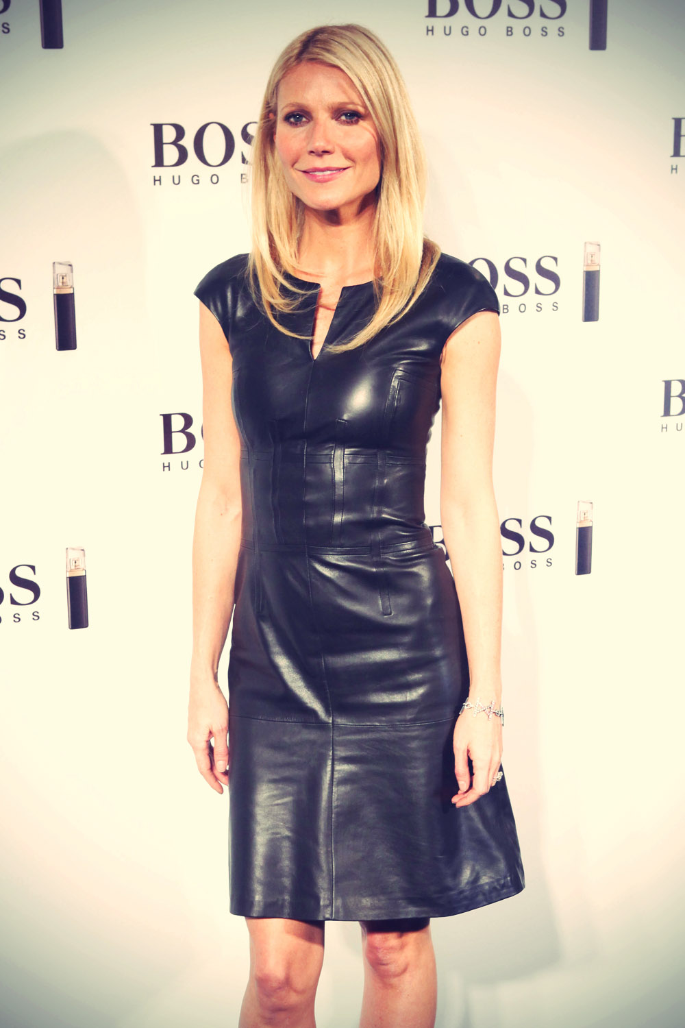 Gwyneth Paltrow at Boss Nuit Pour Femme fragrance launch