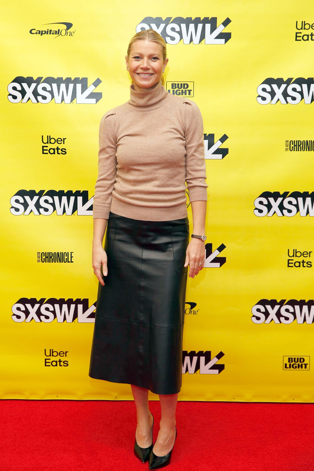 Gwyneth Paltrow attending 2019 SXSW Conference and Festival