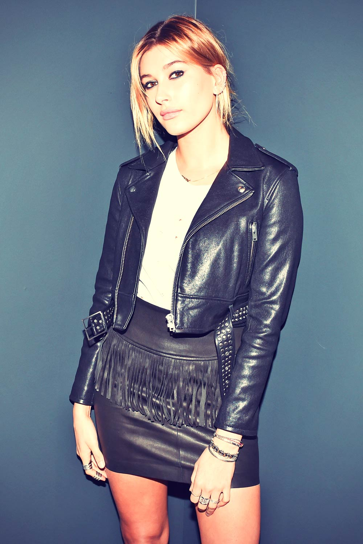 Hailey Baldwin attends IRO x Banks Concert