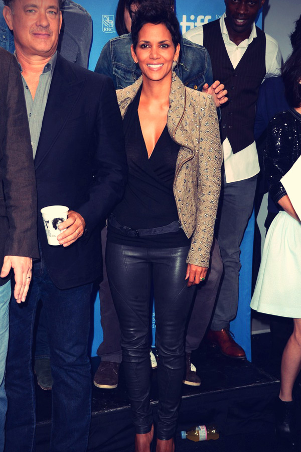 Halle Berry at 2012 Toronto International Film Festival